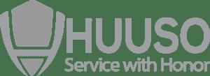 Huuso with Tagline
