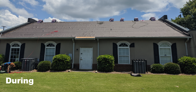 Georgia Commercial Roofer