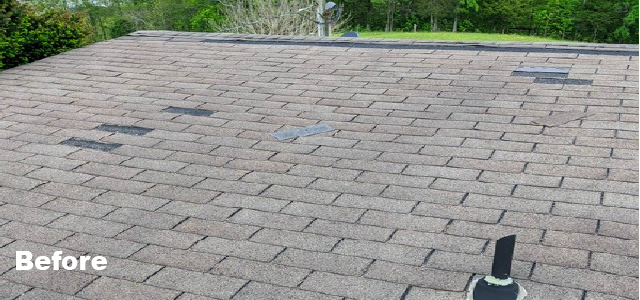 Nashville Roof Installation