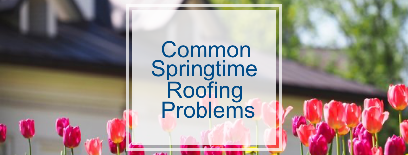 Common Springtime Roofing Problems